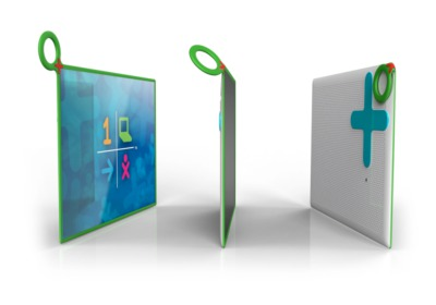 OLPC XO-3 tablet concept design