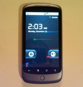 Google Phone Nexus One