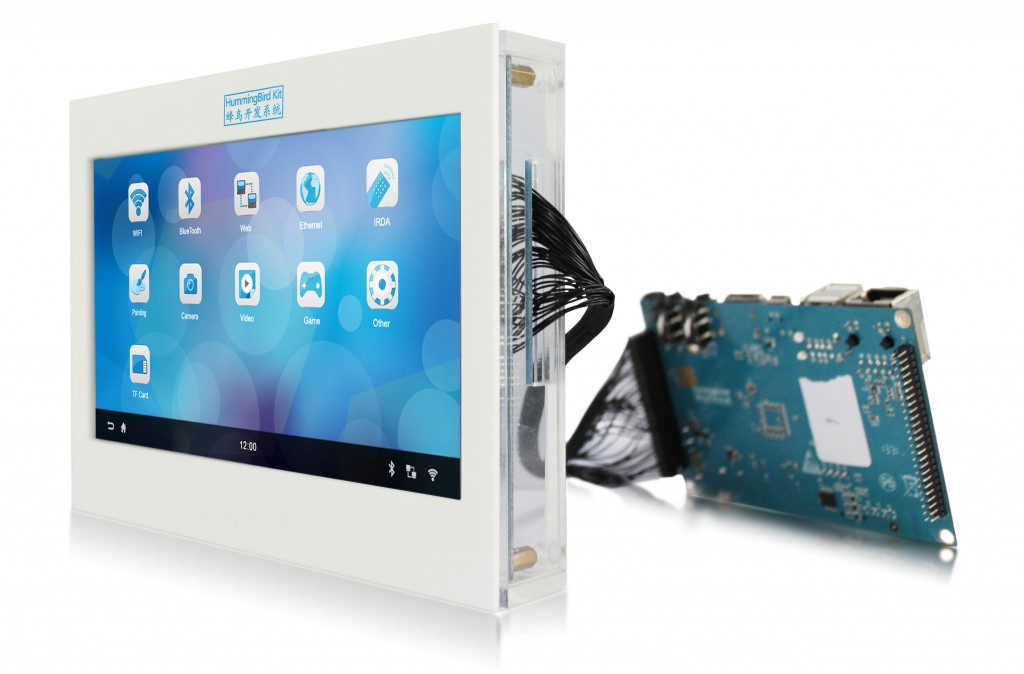 Hummingbbird Kit A20 with LCD