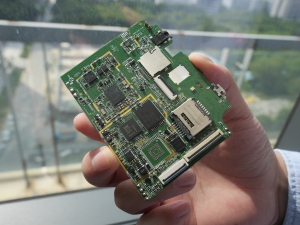 Intel ARM Processor in Rockchip XMM6321